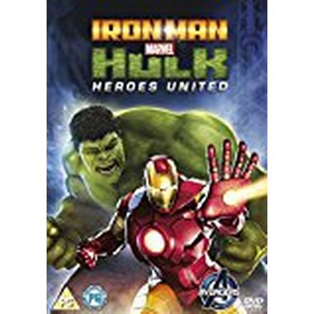 Marvel's Iron Man & Hulk: Heroes United [DVD]